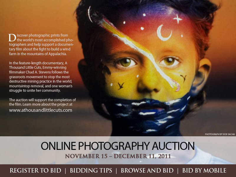 A Thousand Little Cuts Online Print Auction